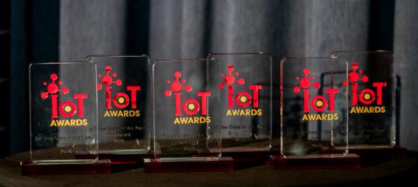 Winnaars IoT Awards 2018 bekend
